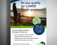 Health Insurance Exchange Poster